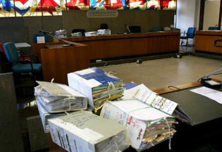 Aula Tribunale (Foto: LaPresse)