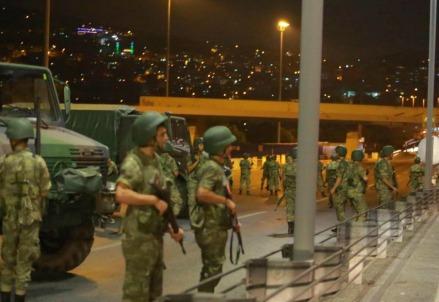 Esercito Turchia (Foto: LaPresse)