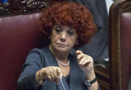 Valeria Fedeli (LaPresse)