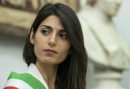 Virginia Raggi (Foto: LaPresse)
