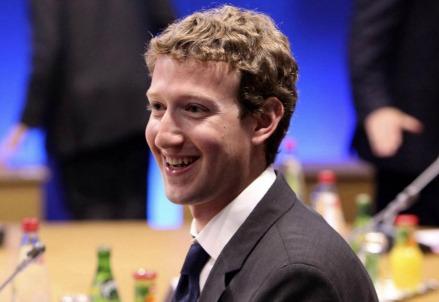 Mark Zuckerberg, fondatore di Facebook (LaPresse)