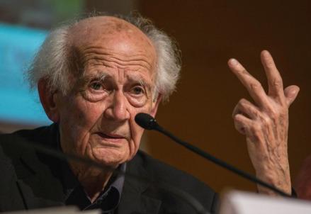 Zygmunt Bauman (LaPresse)