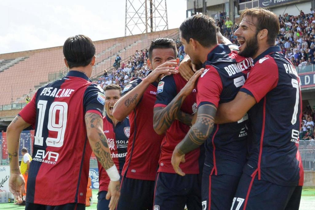 Diretta Cagliari Lazio, LaPresse