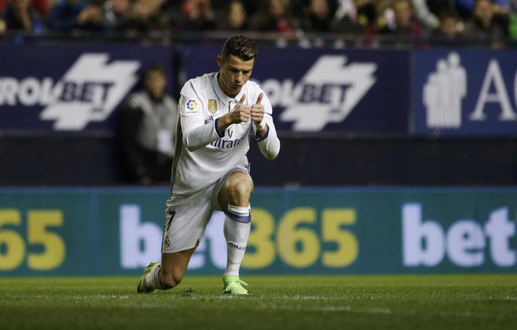 Cristiano Ronaldo, 32 anni (Foto LaPresse)
