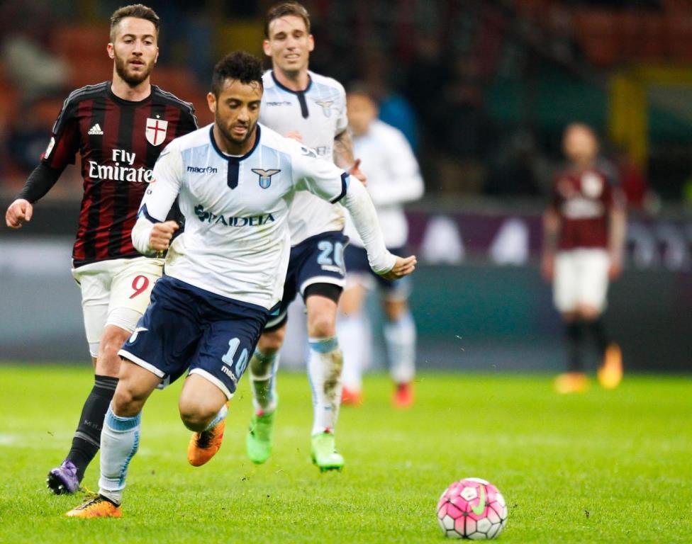 All'andata Milan-Lazio finì 2 a 0 per i rossoneri (Lapresse)