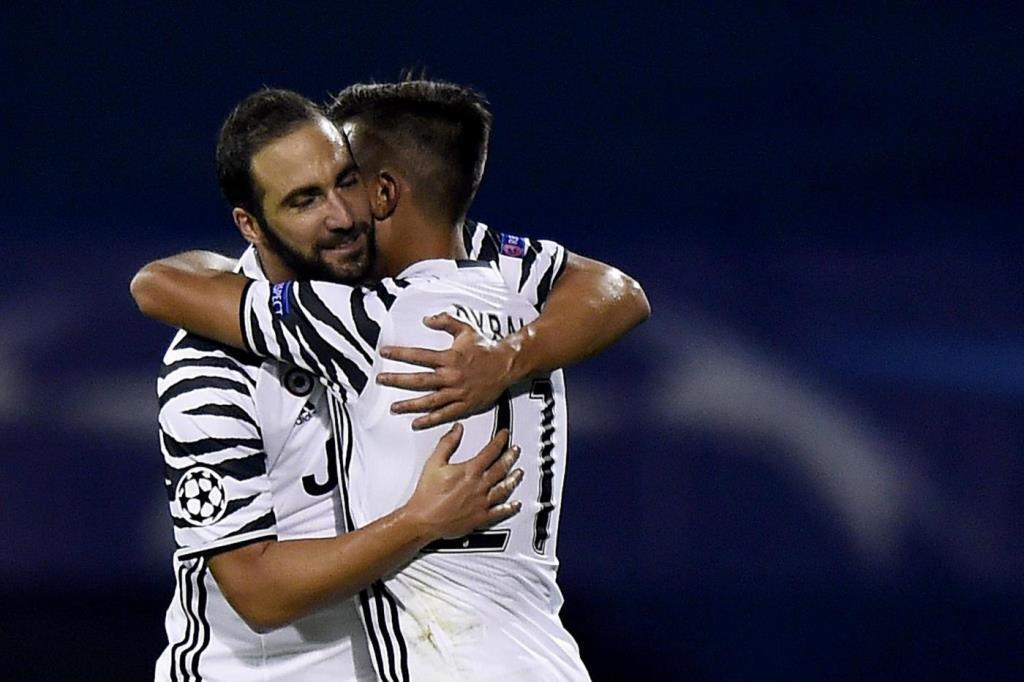 Porto Juventus, in tv in chiaro su Rsi La2 vedremo Higuain e Dybala (LaPresse)