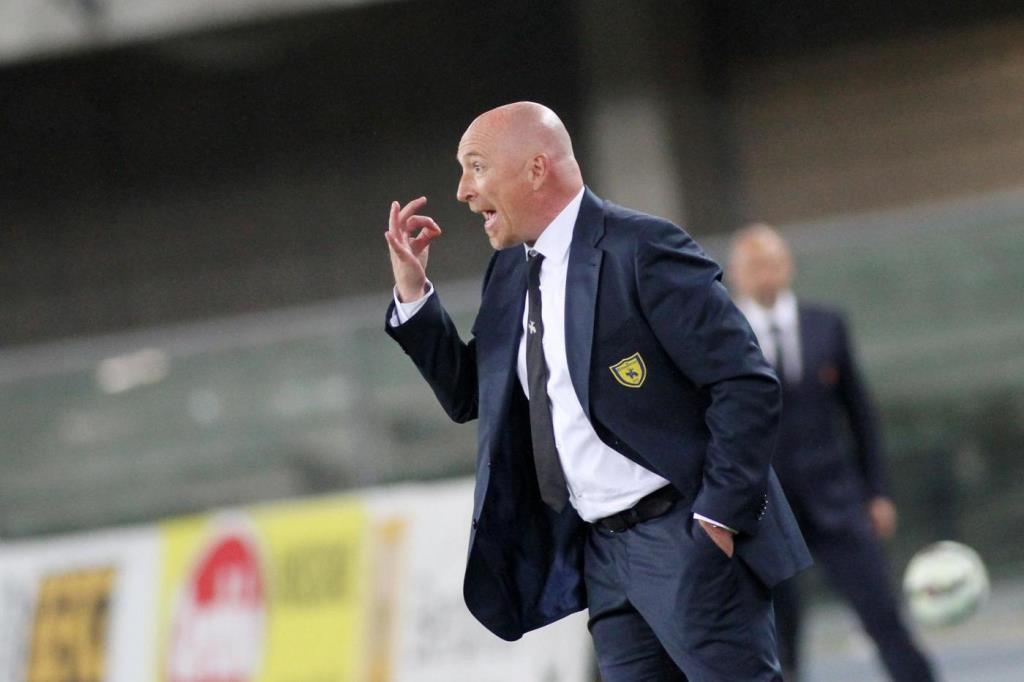 L'allenatore del Chievo, Rolando Maran (Lapresse)