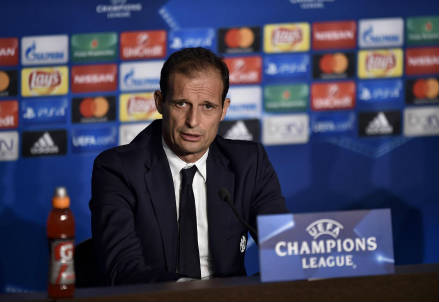 Massimiliano Allegri, 49 anni, allenatore della Juventus dal 2014 (LAPRESSE)