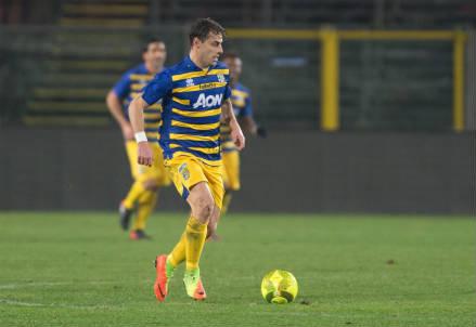 Emanuele Calaiò, 35 anni: per lui 24 presenze e 10 gol in campionato (LAPRESSE)