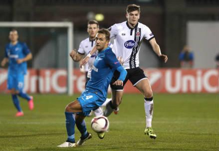 Per Domenico Criscito, 30 anni, 20 presenze e 4 gol in questa stagione (LAPRESSE)