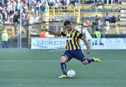 Il centrocampista della Juve Stabia, Alessandro Mastalli (Lapresse)