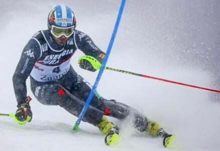 Diretta slalom maschile Aspen streaming, Manfred Moelgg (LaPresse)