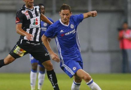 Nemanja Matic, con la maglia del Chelsea (LaPresse)