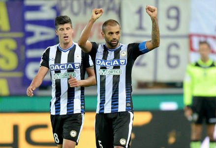 Diretta Udinese Palermo, LaPresse