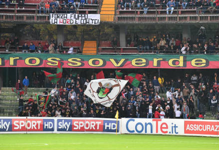 Tifosi della Ternana (Foto: Lapresse)