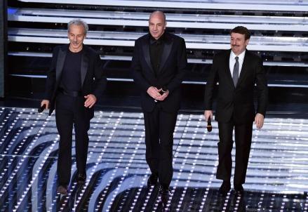 Aldo, Giovanni e Giacomo, Live on stage