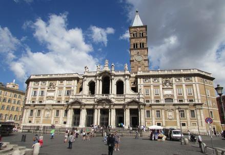 Basilica Santa Maria Maggiore di Roma (Wikipedia)