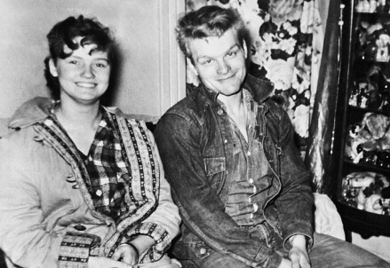 Charlie Starkweather e Caril Ann Fugate