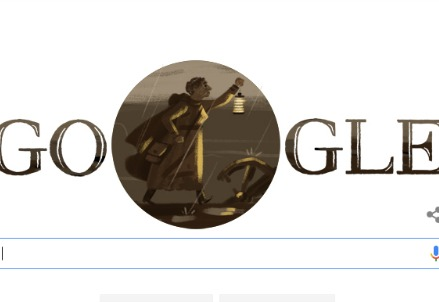 Mary Seacole, il doodle Google