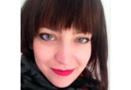 Simona Monti (Foto da Tiwtter)