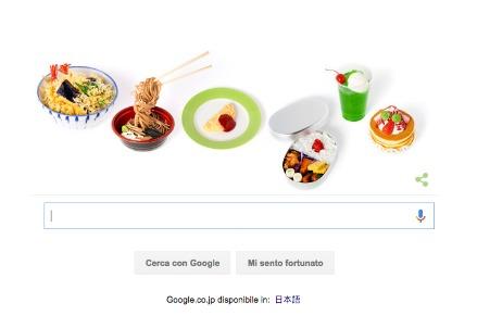 Doodle Google per Takizo Iwasaki