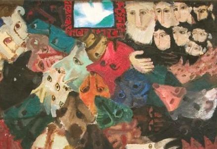 Opera di Elena Cerkasova