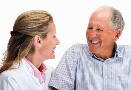 Badante e anziani