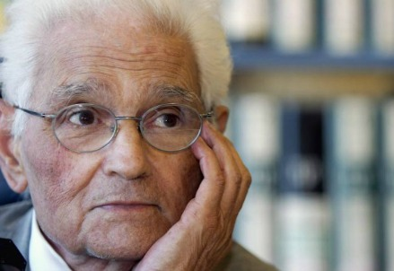 Jacques Derrida (1930-2004) (Foto dal web)
