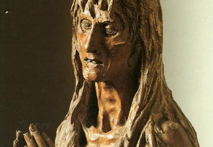Donatello, Maria Maddalena (1455-56) (Foto dal web)