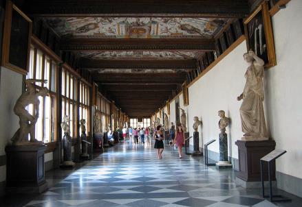 Galleria degli Uffizi (Wikipedia)