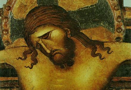 Giunta Pisano, Crocifisso di San Domenico (particolare) (1250-54)