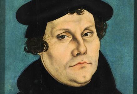 Lucas Cranach, Martin Luther (1528)