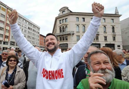 Matteo Salvini (Facebook)