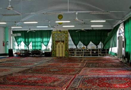 La moschea di viale Padova