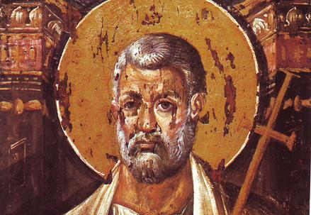 Vero ritratto di San Pietro (cit.)