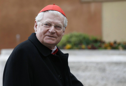 Cardinale Angelo Scola