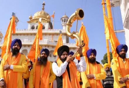 Seguaci della religione sikh