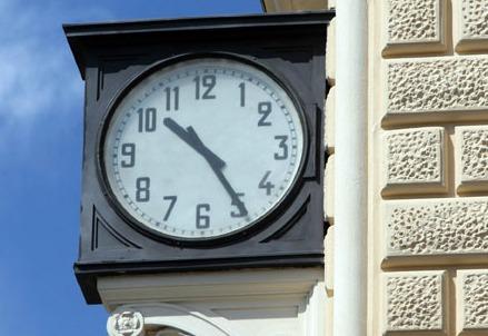 Strage di Bologna, orologio
