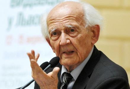 Zygmunt Bauman (1925-2017) (Foto Forumlitfest, da Wikipedia)