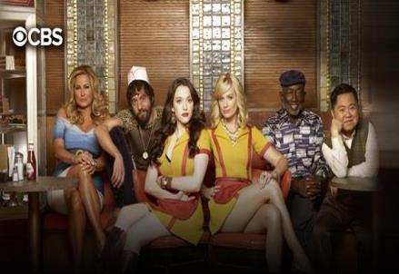 2 Broke Girls 6, in prima Tv assoluta su Joi