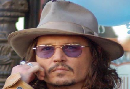 Johnny Depp (da Wikipedia)