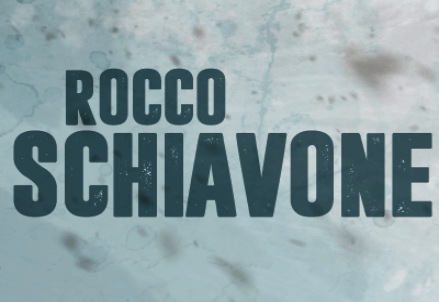 Rocco Schiavone - La serie (foto da Facebook)