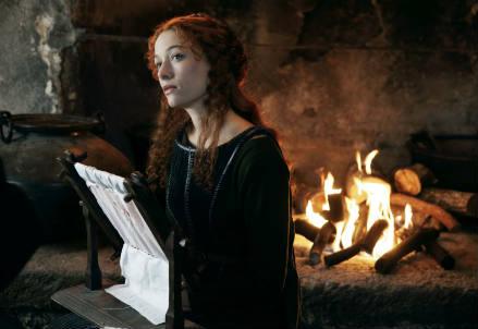 Sarah Felberbaum è Maddalena