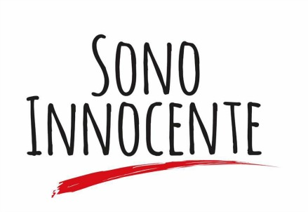 Sono Innocente (foto da Facebook)