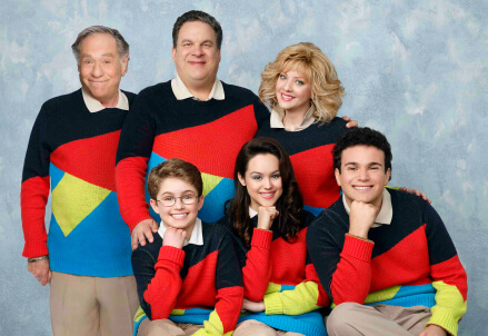 The Goldbergs 3, in prima Tv assoluta su Joi