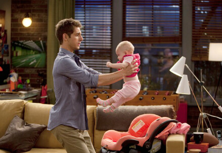 Baby Daddy 3, in prima tv su Italia 1