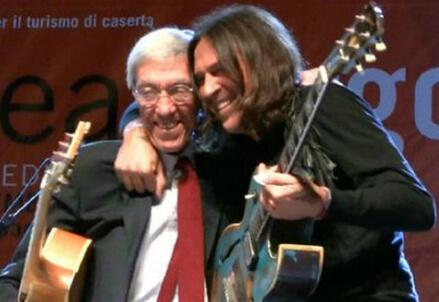 Stefano Cerri e Antonio Onorato
