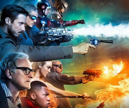 Legends of Tomorrow, in prima Tv assoluta su Premium Action