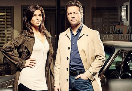 Private Eyes, in prima Tv assoluta su Fox Crime