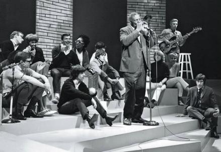 Howlin' Wolf e gli Stones in tv, maggio 1965